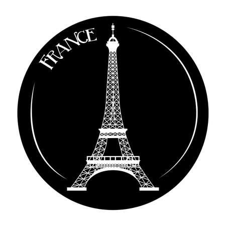 Commemorative France Symbol.