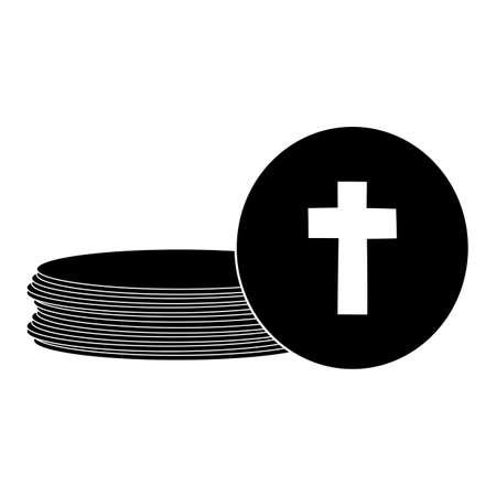 Holy week object Vettoriali