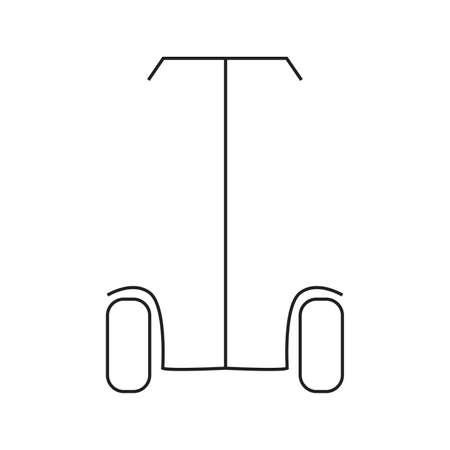 Abstract Transportation Object  イラスト・ベクター素材