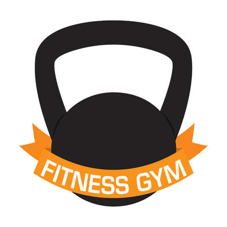 sport gym fitness icon. Vector illustration design