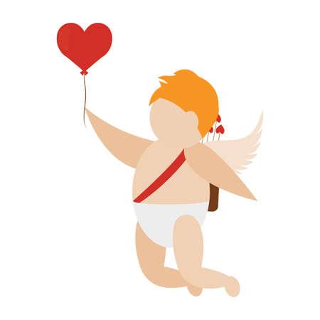 Angel of love Stock Photo