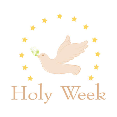 Holy week background