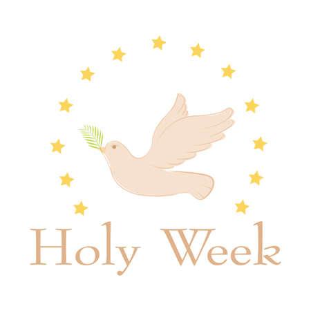 Holy week background