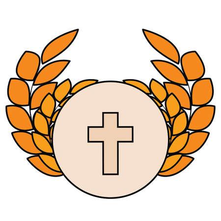 Holy week background Standard-Bild - 119783007