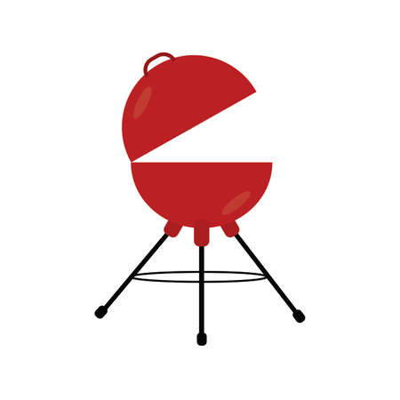 isolated red spit image, vector illustration design