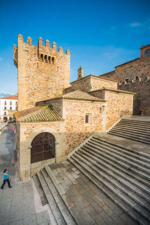 torre: Torre de Bujaco en Cceres, Extremadura, Espaa