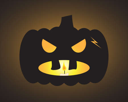 jack o: A traditional Jack o Lantern design