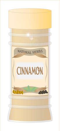 home grown: Cinnamon Jar