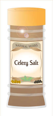 home grown: Celery Salt jar