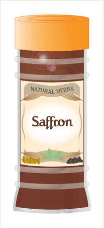 home grown: Saffron Jar
