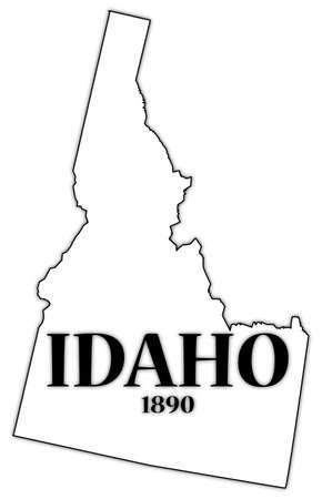 idaho state: Idaho State and Date