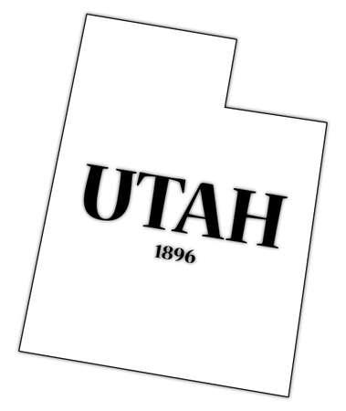 mormon: Utah State and Date