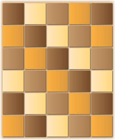 homely: Kitchen Tiles Illustration