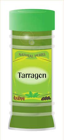 home grown: tarragon