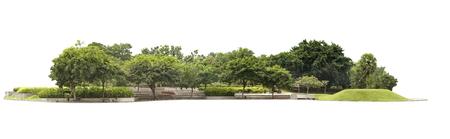 고립 된 좋은 정원보기 스톡 콘텐츠
