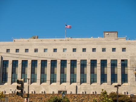 United States mint location in San Francisco