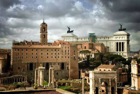 Roman Forum photo