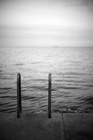 Baltic sea in Oland, Sweden