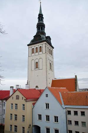 tallinn: Tallinn church