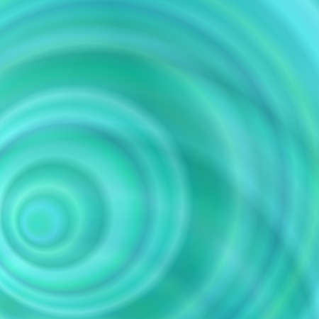 light blue: Light blue abstract concentric circle design background Illustration