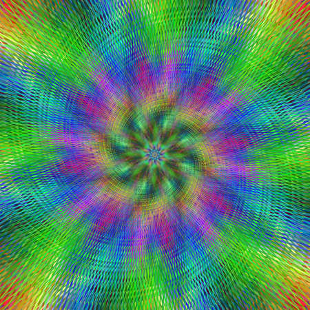 vibrant: Colorful vibrant abstract design