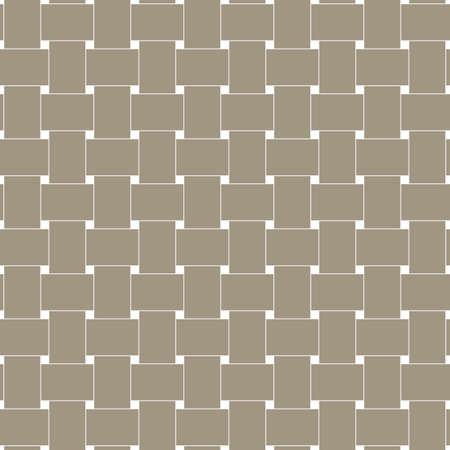 rattan: Rattan style weave texture pattern Illustration