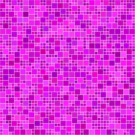 casing: Magenta computer generated square mosaic pattern background