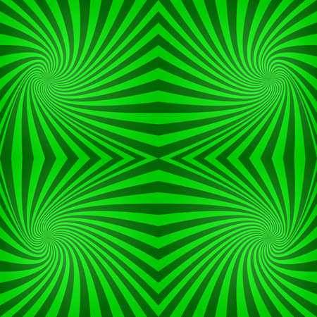 green swirl: Seamless green abstract swirl pattern background design Illustration