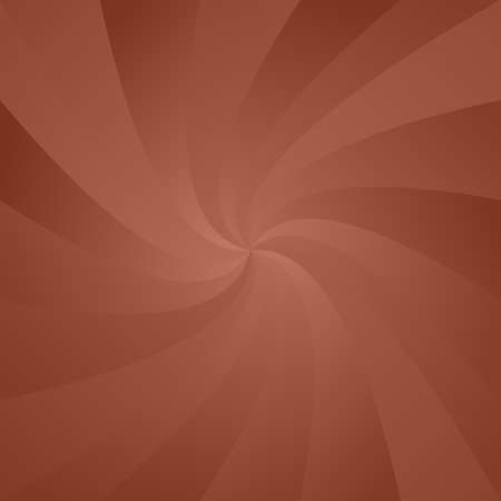 whirling: Brown digital abstract whirling ray pattern background