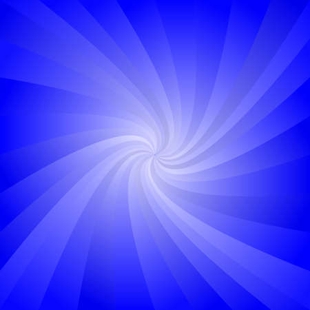 turmoil: Blue abstract digital whirl pattern background design Illustration