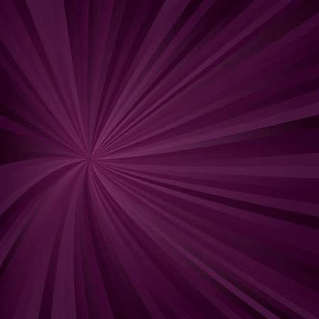 deep purple: Darl purple abstract digital curved ray pattern background