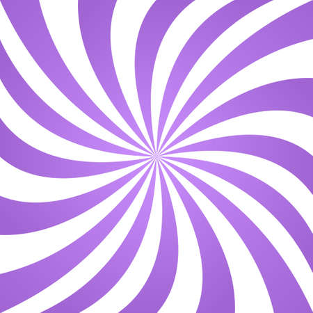 Lavender happy summer twirl pattern background design
