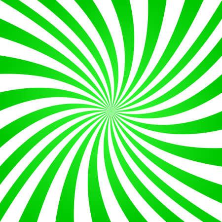 green swirl: Green abstract digital spiral pattern design background