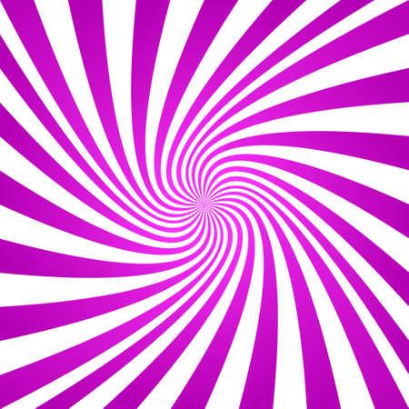 hypnose: Magenta abstract swirl pattern design vector design