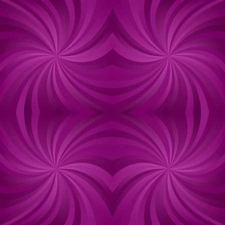 symmetric: Seamless dark purple symmetric twirl pattern background