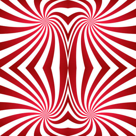 red swirl: Seamless computer generated red swirl pattern background Illustration