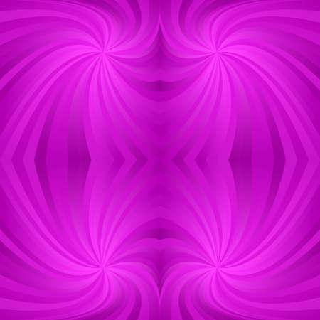 spiral pattern: Repeating magenta spiral pattern background vector design Illustration