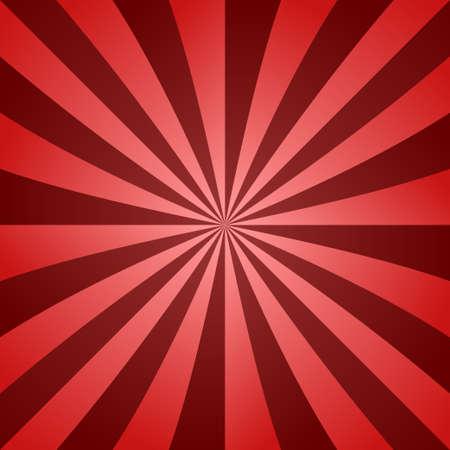 Abstract dark red ray burst background design