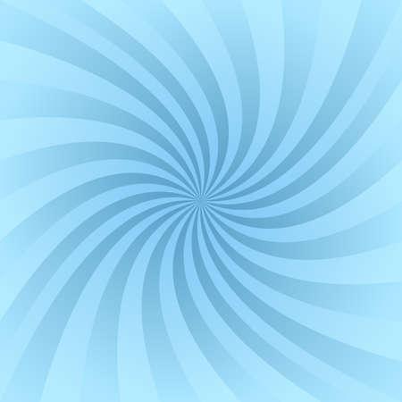 blue stripes: Light blue abstract spiral pattern background design