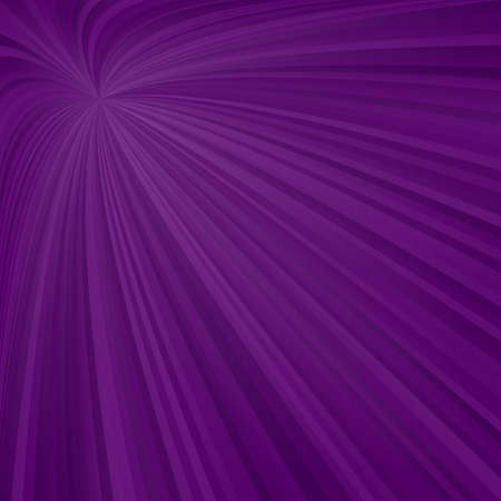 blow up: Dark purple abstract vector ray design background Illustration