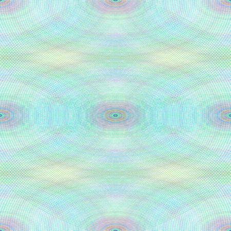 Computer generated seamless ellipse watermark pattern background