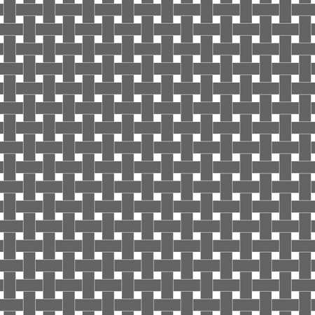 weave: Grey rattan style weave texture pattern design