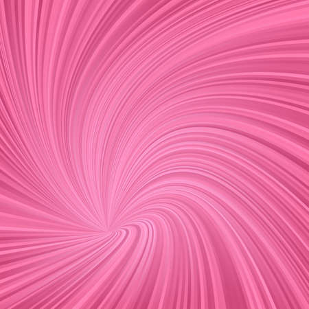 curving lines: Pink abstract swirling speed concept design background