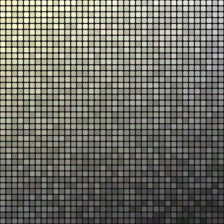 casing: Grey abstract pixel mosaic pattern design background