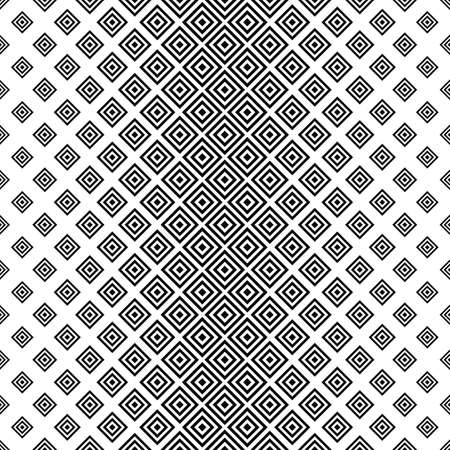 black fabric: Seamless vertical black and white square pattern