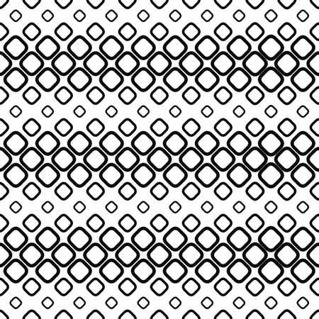 cobble: Seamless monochrome cobble stone pattern design background Illustration