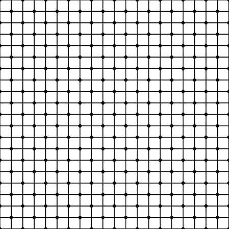 mesh: Seamless abstract monochrome mesh pattern design background