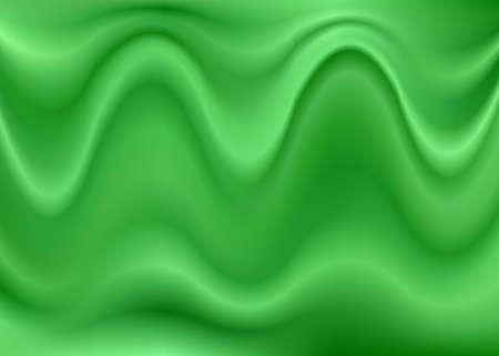 repujado: Green computer generated gradient abstract design background