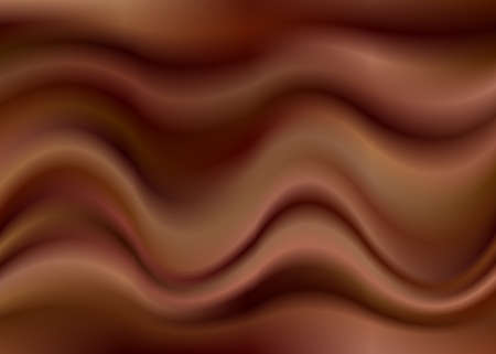 repujado: Abstract chocolate color computer generated gradient background