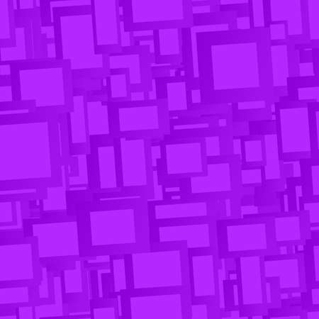 rectangle: Violet seamless rectangle pattern design vector background